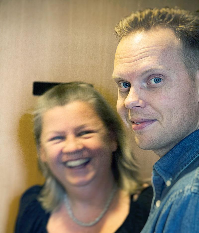 Elisabeth Nilsson & Jens Lundén